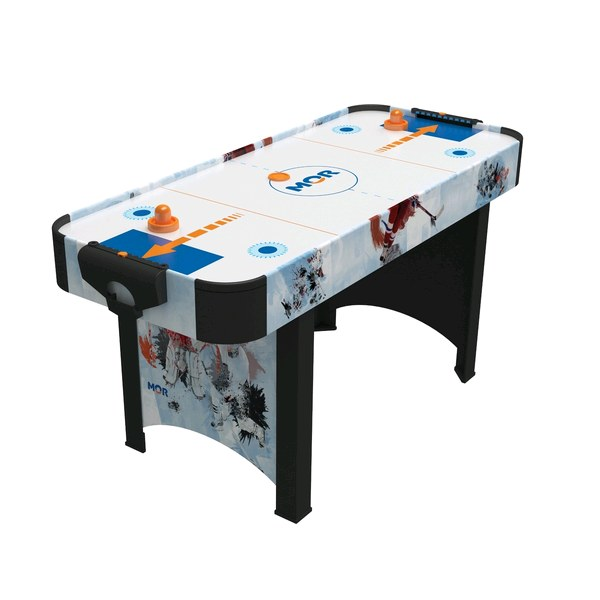 Air Hockey Rush Mor