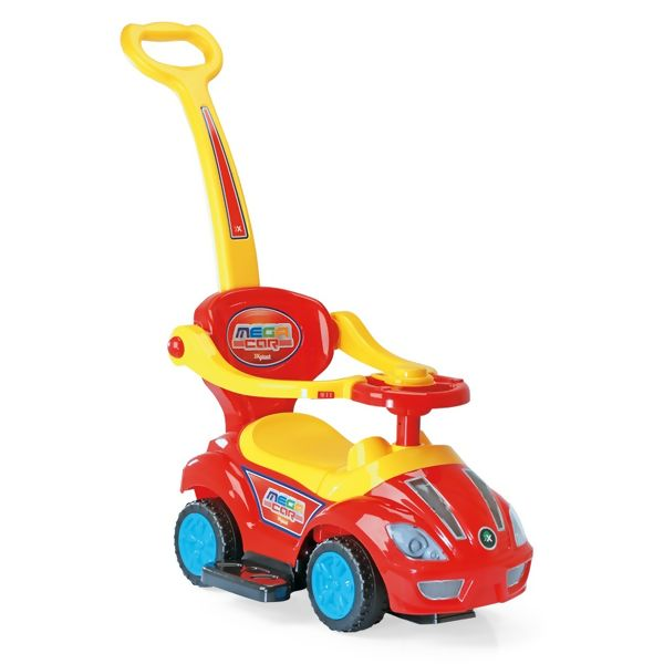 Mega Car com Empurrador Homeplay