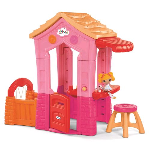 Casinha Lalaloopsy Little Tikes