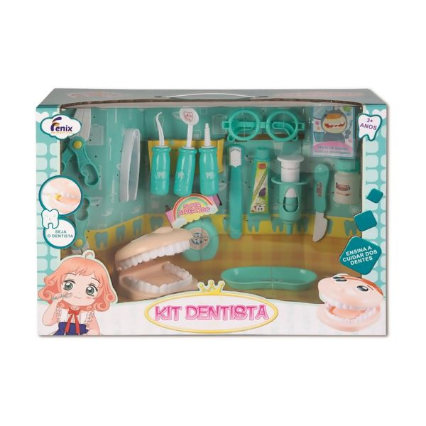 Kit Dentista Grande Fênix