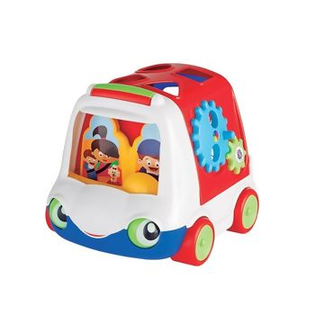 Baby Bus Mercotoys
