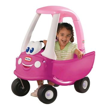 Carro Coupe Princesas Little Tikes