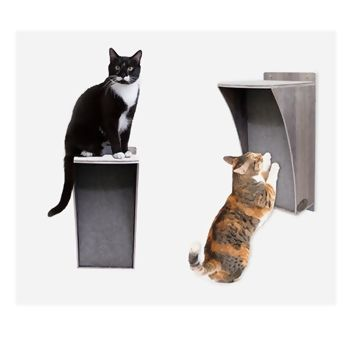 Arranhador Multi para Gatos Wood Hello Pet