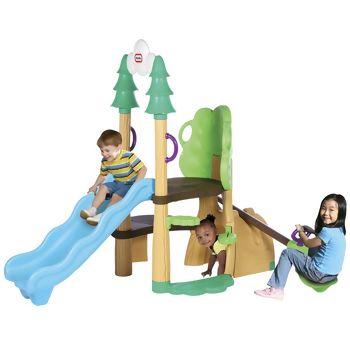 Playground Floresta Hide e Seek Little Tikes