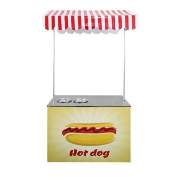 Barraca Vintage Hot Dog