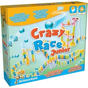 Crazy Race Junior Science4you