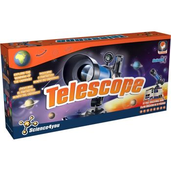 Telescópio Infantil Science4you